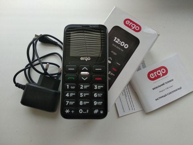 Кнопочный телефон ERGO F186