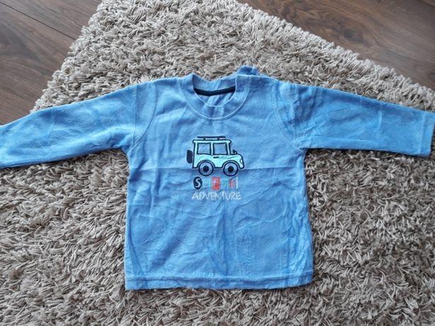 Cienka bluza rozmiar 86