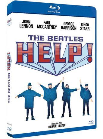 Help/Socorro!(Blu-Ray)-Importado