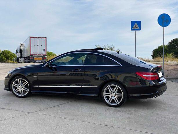 Mercedes E350 CDI AMG