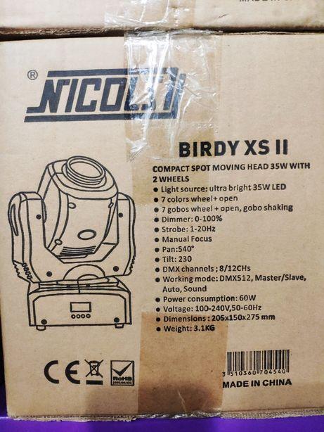 Robô Nicols Birdy xs 2