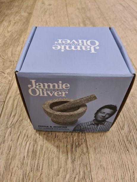 Moździerz z tłuczkiem matowy Jamie Oliver