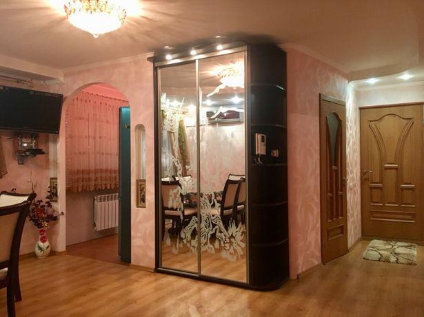 Квартира 3-комнатная с готовым ремонтом 68 кв. метра