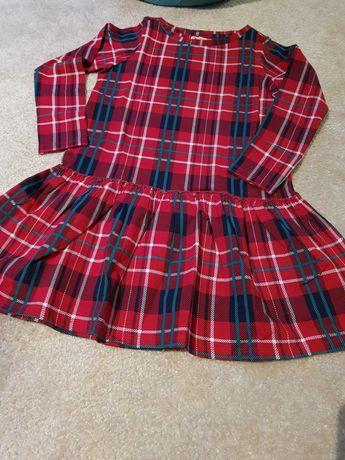 Sukienka dla dziewczynki rozm 122-128