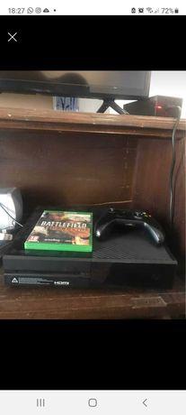 Xbox one 500gb com um comando