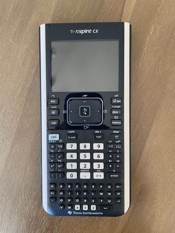 Calculador gráfica - Ti nspire CX -