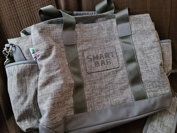 Torba do wózka smart bag akuku