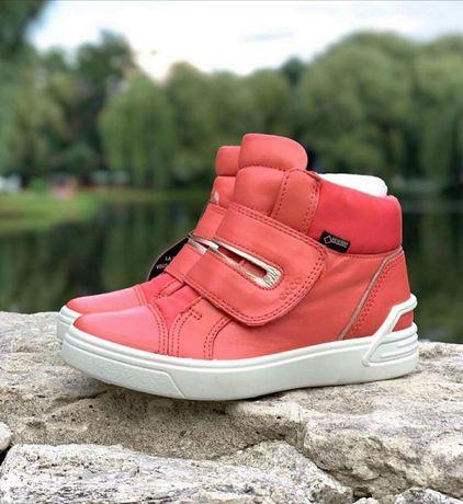 Осінні черевики ECCO, оригінал, мембрана GORE-TEX, ботинки в наличии