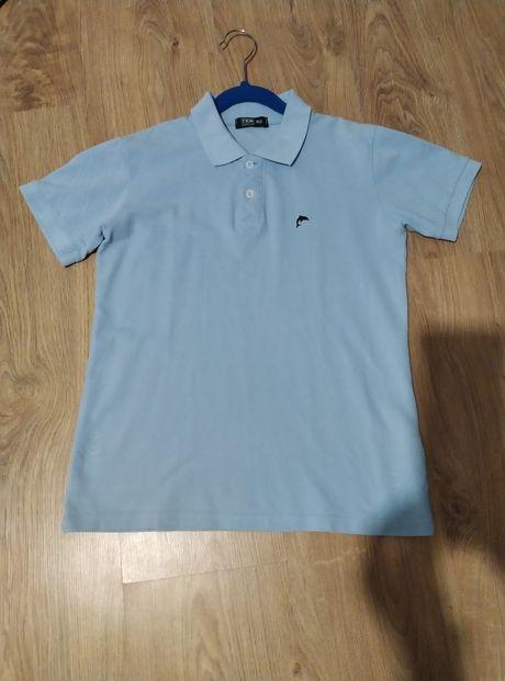 Polo chłopięce 152 koszulka z krótkim rękawem 11 12 t-shirt