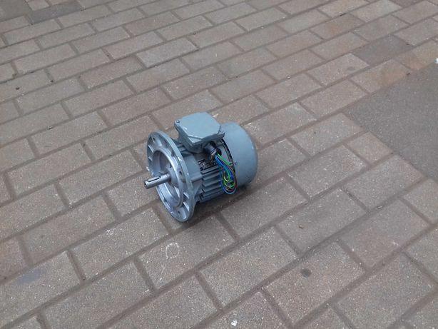 Silnik elektryczny 0,55 kw 1400 obrotów . Wysyłka