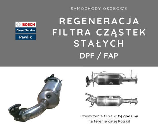 Filtr Cząstek DPF Audi Q3,Volkswagen Tiguan 2.0tdi Regeneracja DPF