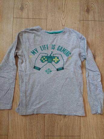 Bluzka, 3 bluzki chłopięce, 134 cm, używane, Cool Club