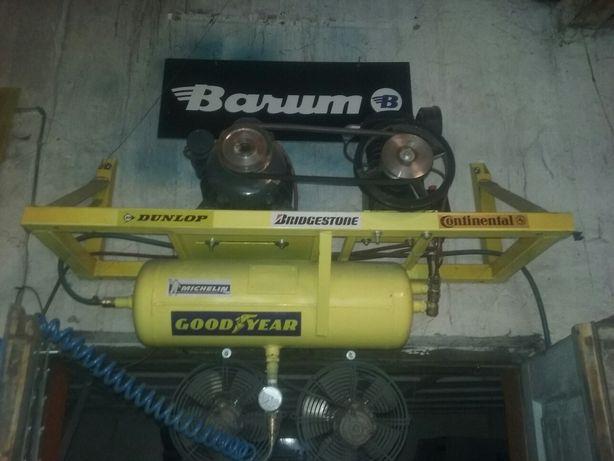 Kompresor podwieszany