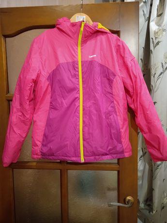 Новая яркая куртка, курточка на девочку-подростка, девушку 44-46 рр