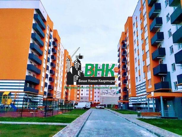 Гарна ціна! 2-х кімнатна квартира в ЖК Бароновський