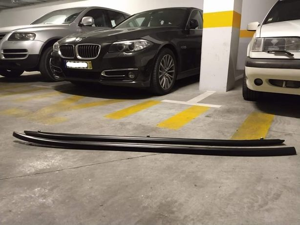 Barras pretas tejadilho BMW Série 5 F11