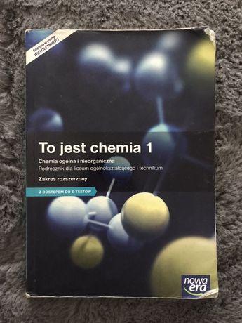 """Podrecznik do chemii """"To jest chemia1"""""""