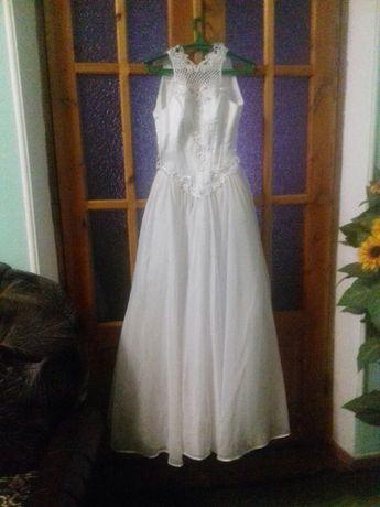 Продам  нову  весільну  сукню