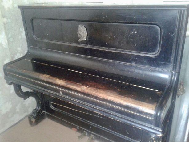 Продам  Немецкое Пианино Carl Haas 1821 г.