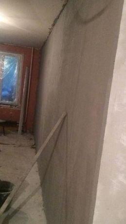 Штукатурка, шпаклевка. Ремонт квартир и отделка