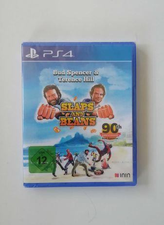 Terence Hill Bud Spencer - Slaps & Beans / PS4 / RARYTAS / FOLIA