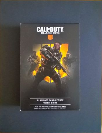 ROUPA Camisola Call of Duty Black Ops 4