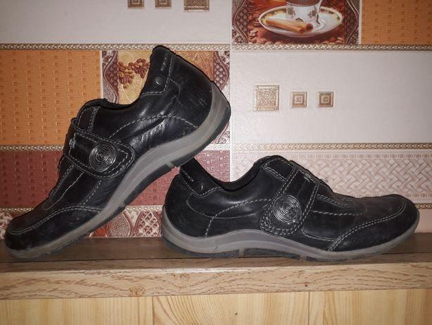 Кожаная Обувь 37р. Шкіряне Взуття