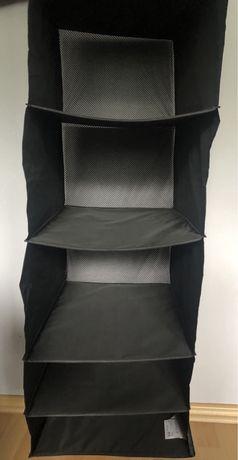 Półka wisząca do szafy ikea skubb