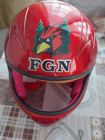 Дитячий—підлітковий шлем для скутера, мопеда, мотоцикла