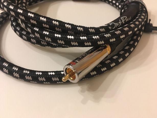 Kabel przewód audio Profigold OxyPure 2m OXYA4202 2xRCA