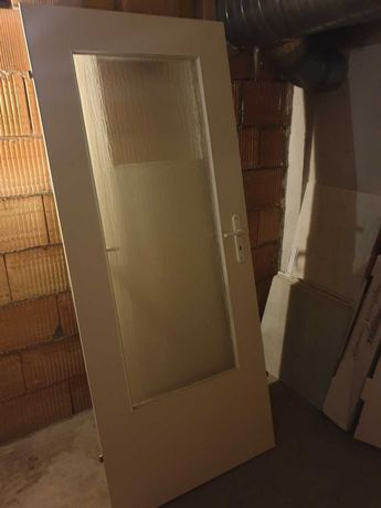Drzwi wewnętrzne 80cm (4 szt.)