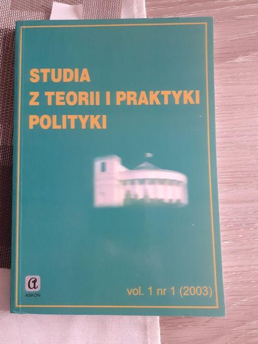 Studia z teorii i praktyki polityki Uniwersytet Gdański Olsztyn - image 1