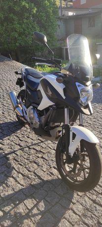Honda nc700x 35kw