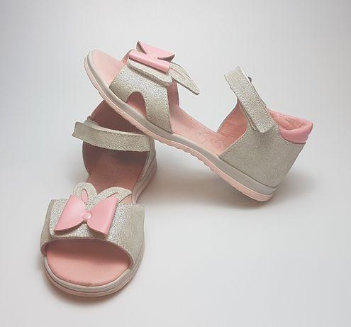 Sandałki dziewczęce RenBut r.33