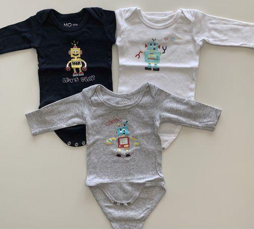 Bodies bebe 1-6 meses
