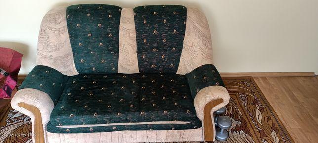 Sofa rozkładana .