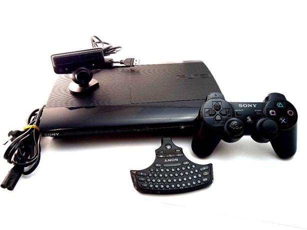 Konsola PS3 Super Slim 500GB + DODATKI