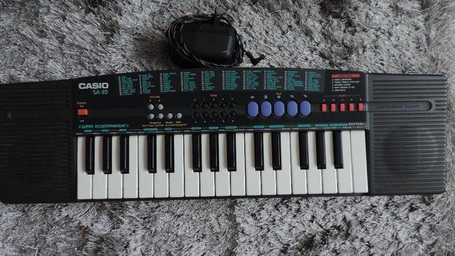 Keyboard Casio SA 39