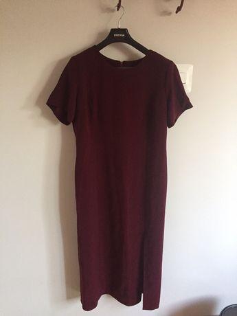 Borodowa sukienka rozmiar 50