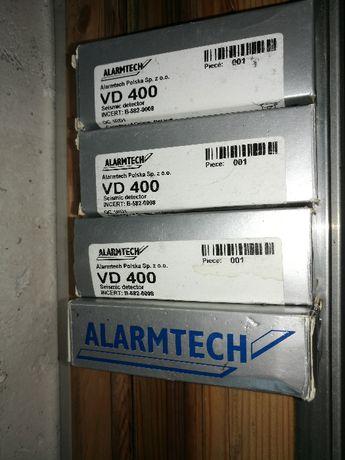 VD 400 czujka wibracyjna do systemu alarmowego