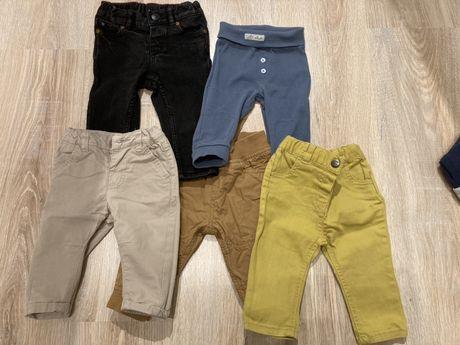 Spodnie chłopiece