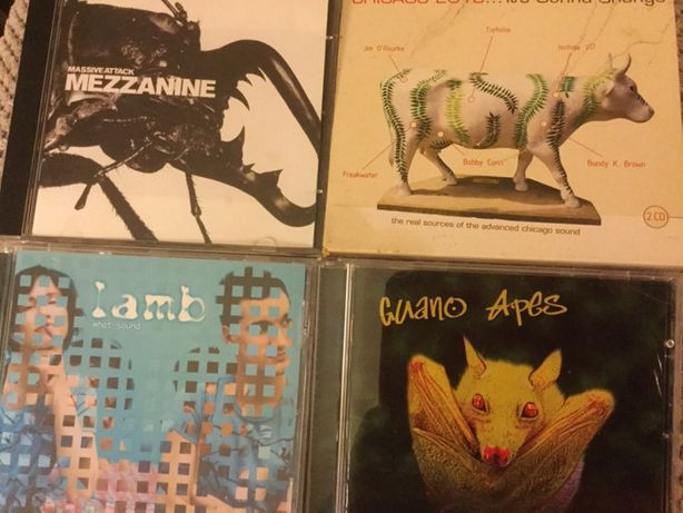 Bons cd's originais