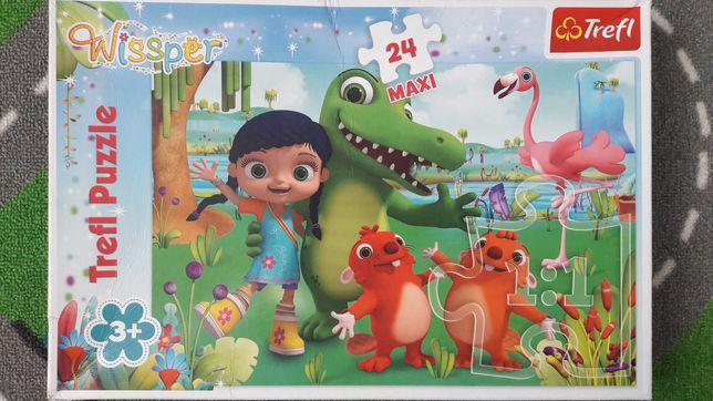 Puzzle Maxi 24 elementy Wissper