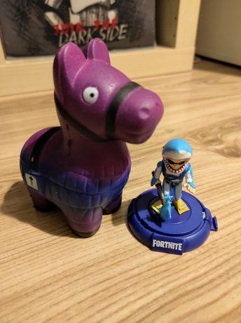 Figurka Fortnite oraz Lama