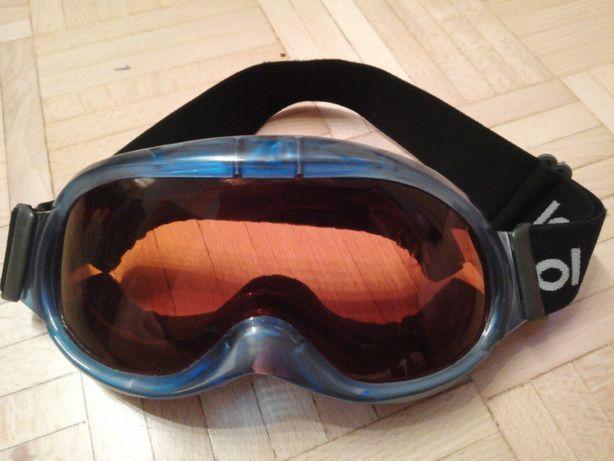 Gogle okulary narciarskie snowboardowe Loubsol.