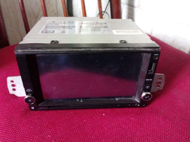 Магнитола монитор магнитофон Nakamichi an1550
