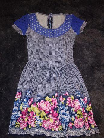 Летнее платье, сарафан размер М