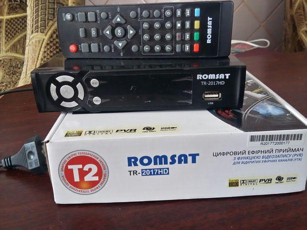 T2 приставка Romsat