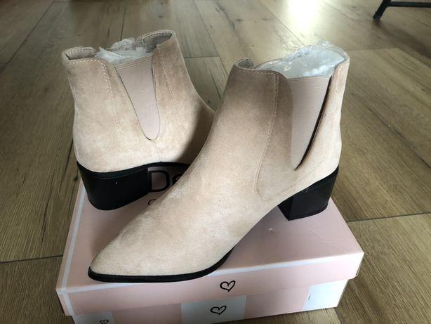 Nowe buty deezee