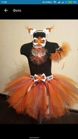 Карнавальный костюм Белка, Зайка, Снежинка, Лягушка
